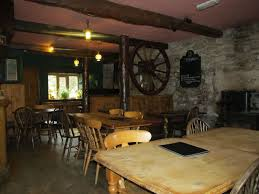 old hill inn inside