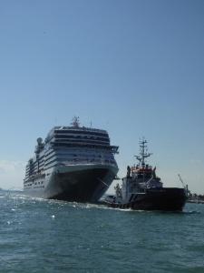 Bye Bye to Venice